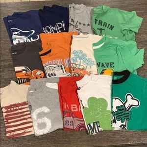 Boys Assorted T-Shirts